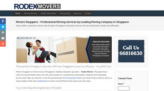 Rodex Movers