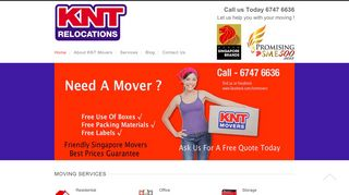 KNT Relocation