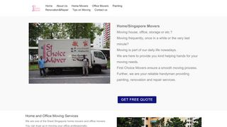 1st Choice Mover