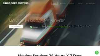 Singapore Movers 247
