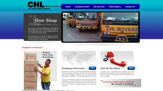 CHL Worldwide Movers