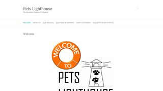 Pets Lighthouse