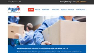 Super Star Moving Services