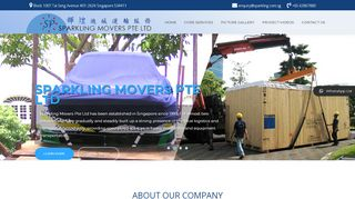 Sparkling Movers