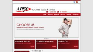 Apex Movers Singapore